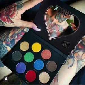 BNIB Kat Von D Vegan Eyeshadow Palette